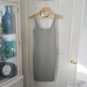 Forever21 sage green max dress